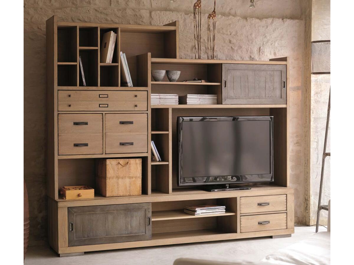 3 modulable meuble tv st florentin - Meuble modulable tv ...