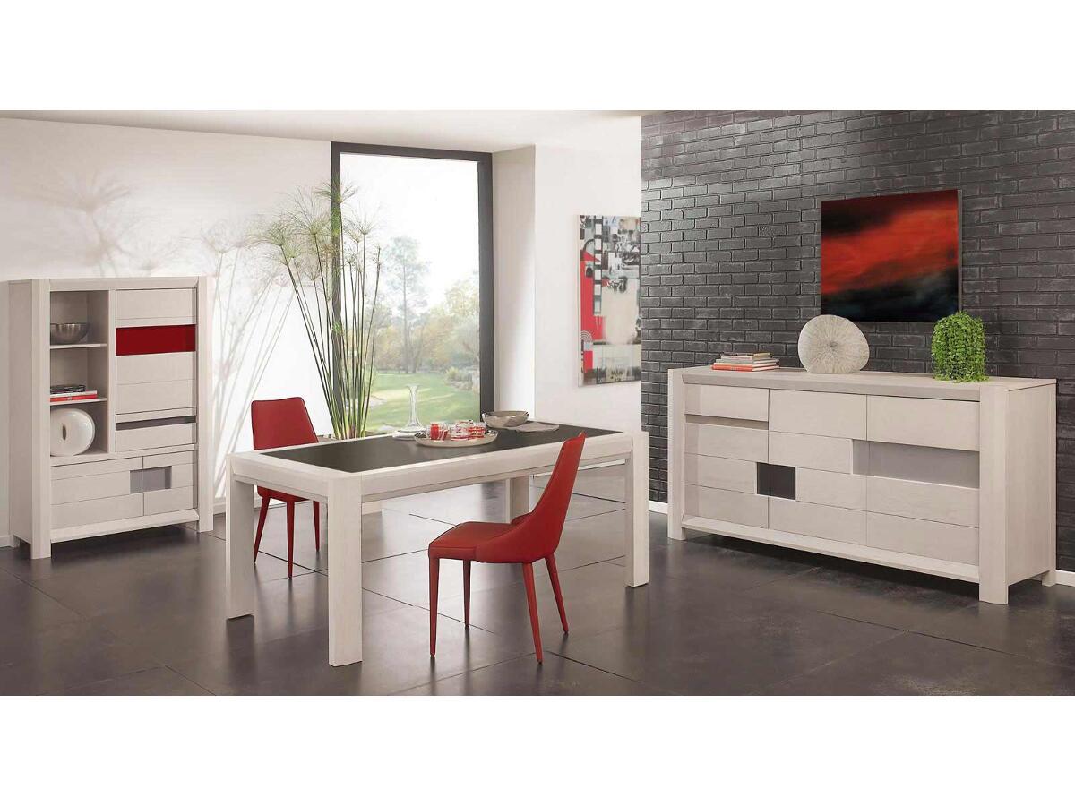 2 enfilade 3 portes 1 tiroir st florentin. Black Bedroom Furniture Sets. Home Design Ideas