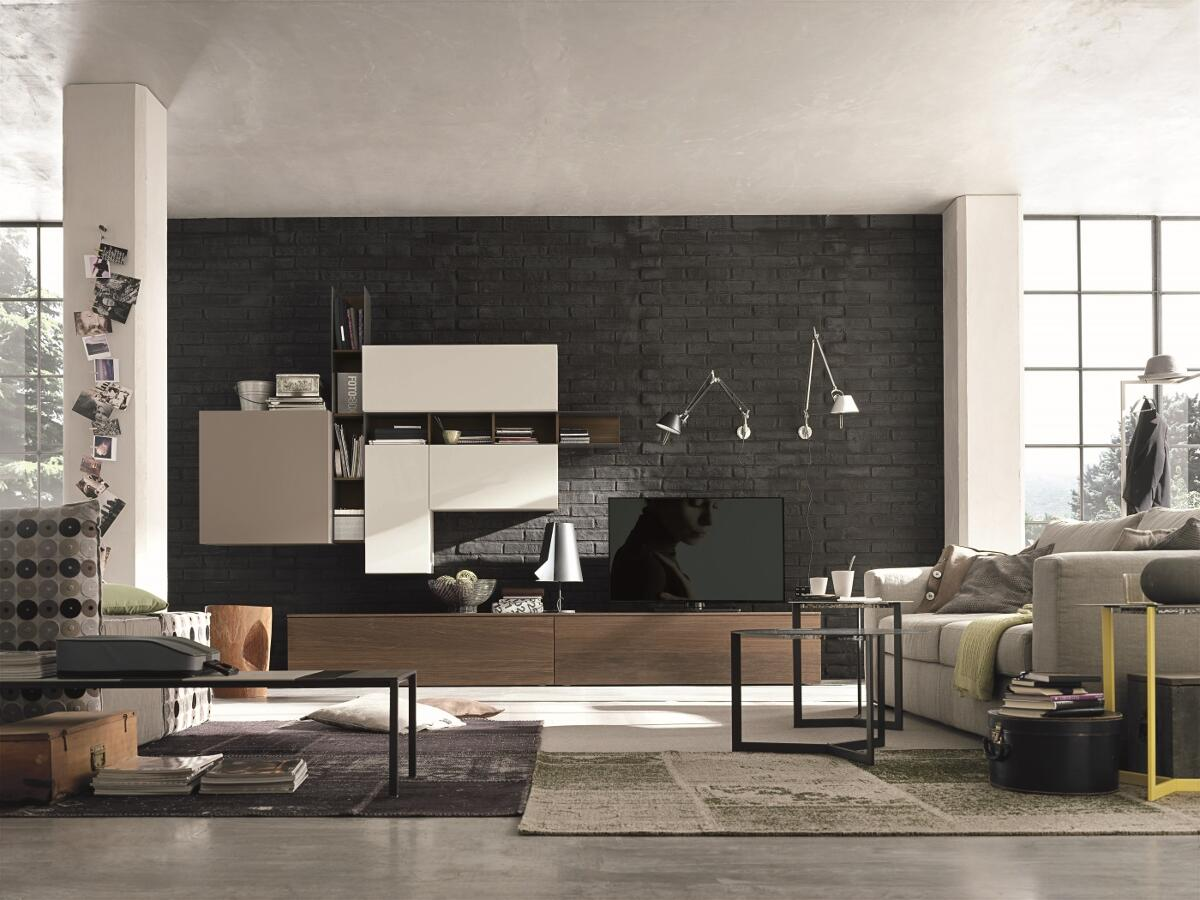 1 modulable meuble tv st florentin. Black Bedroom Furniture Sets. Home Design Ideas